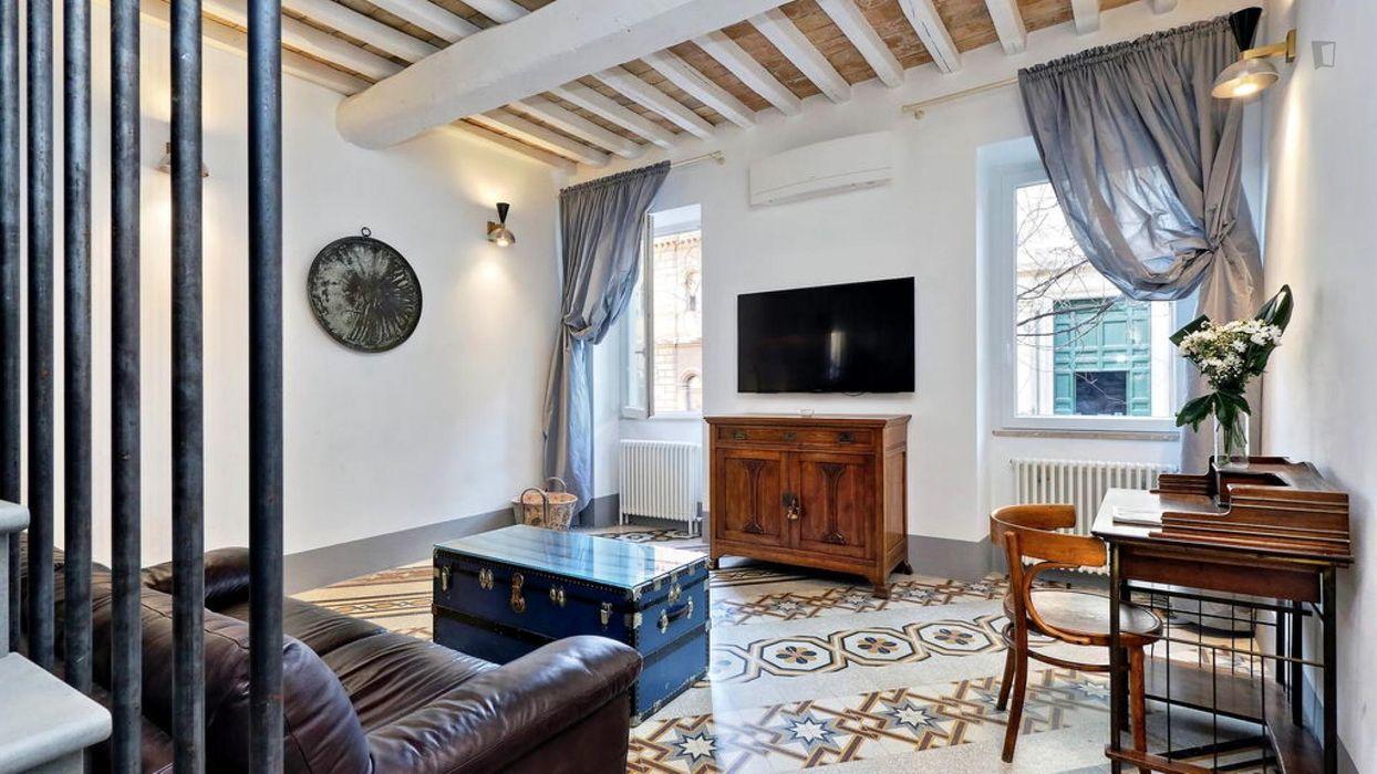 Charming 2-bedroom apartment near John Cabot University Guarini Campus