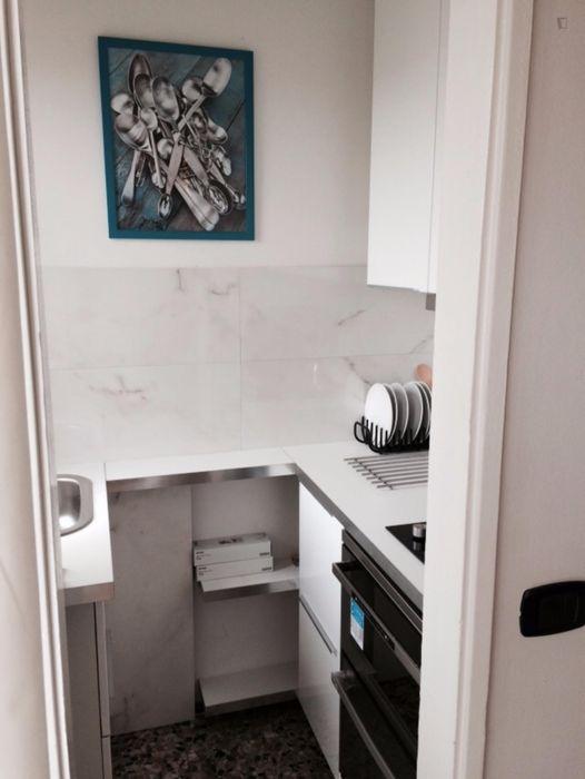 Great 1-bedroom apartment close to the Università degli Studi di Milano Bicocca