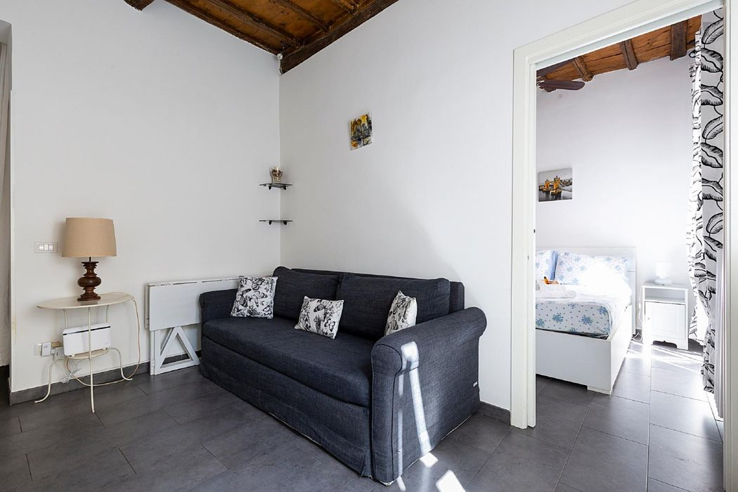 Pleasant 1-bedroom apartment near Castel Sant'Angelo