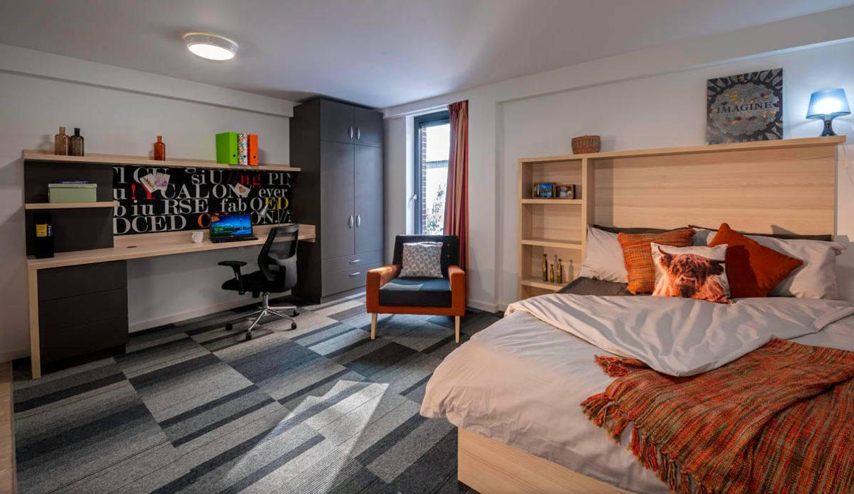 Student accommodation photo for The Electra in Liverpool University Area, Liverpool