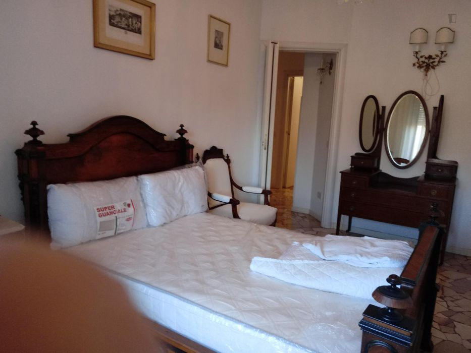 2-Bedroom apartment near Corvetto metro station