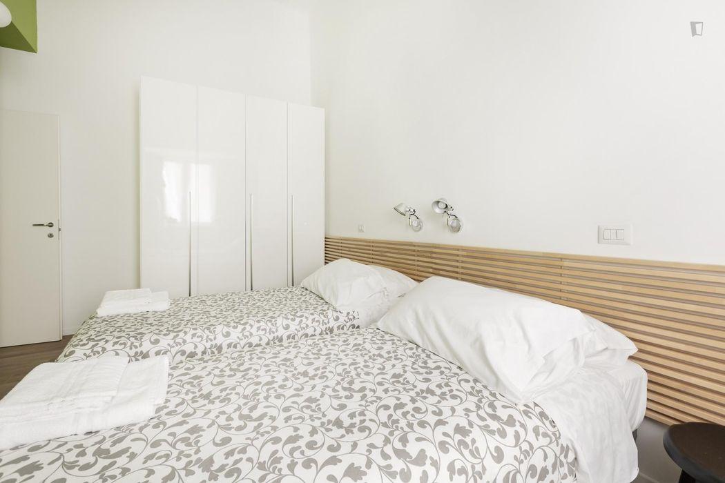 Cozy apartement close to Politecnico