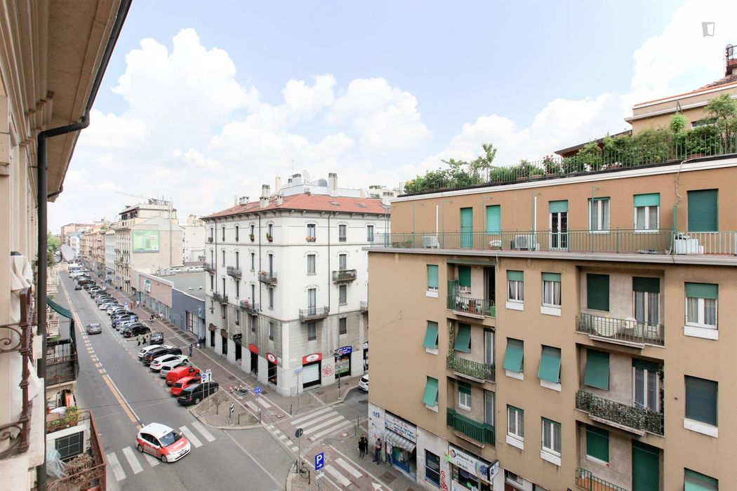 Charming apartment 2 rooms near Loreto metro station