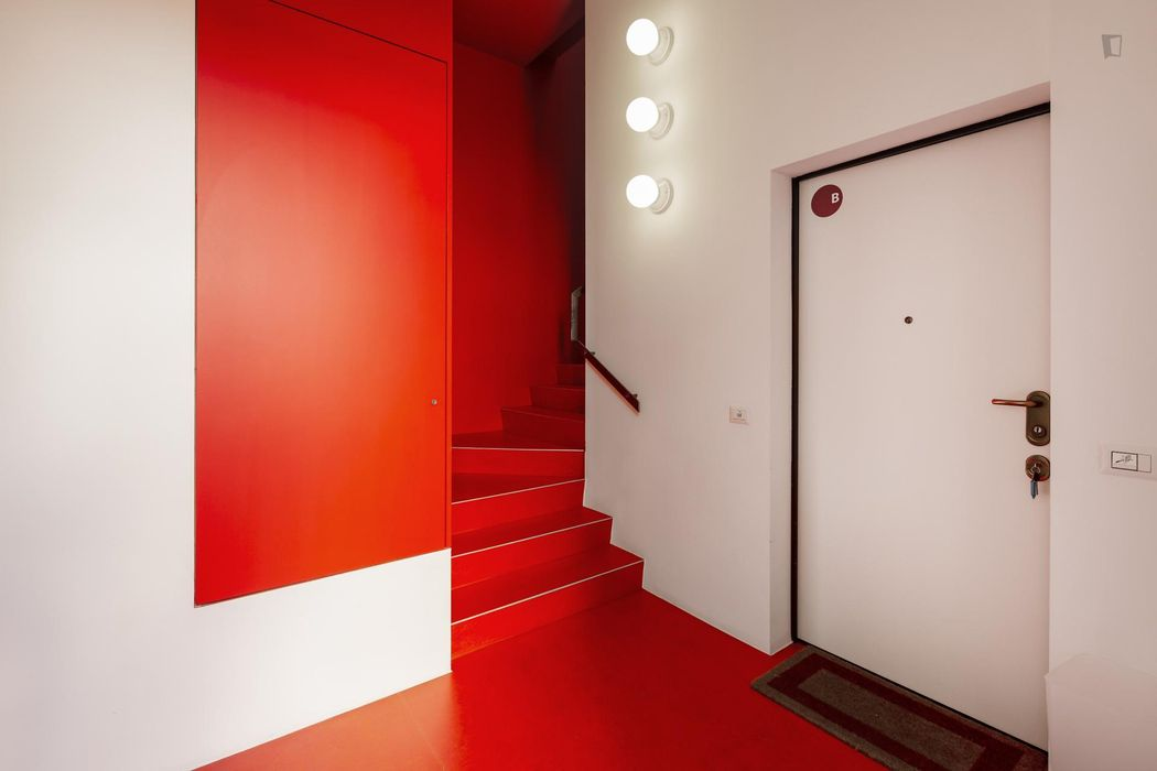 Beautiful Studio Next to Politecnico