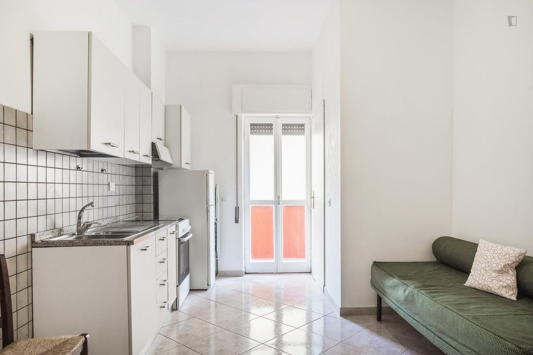 Alluring 2-bedroom apartment in Trastevere