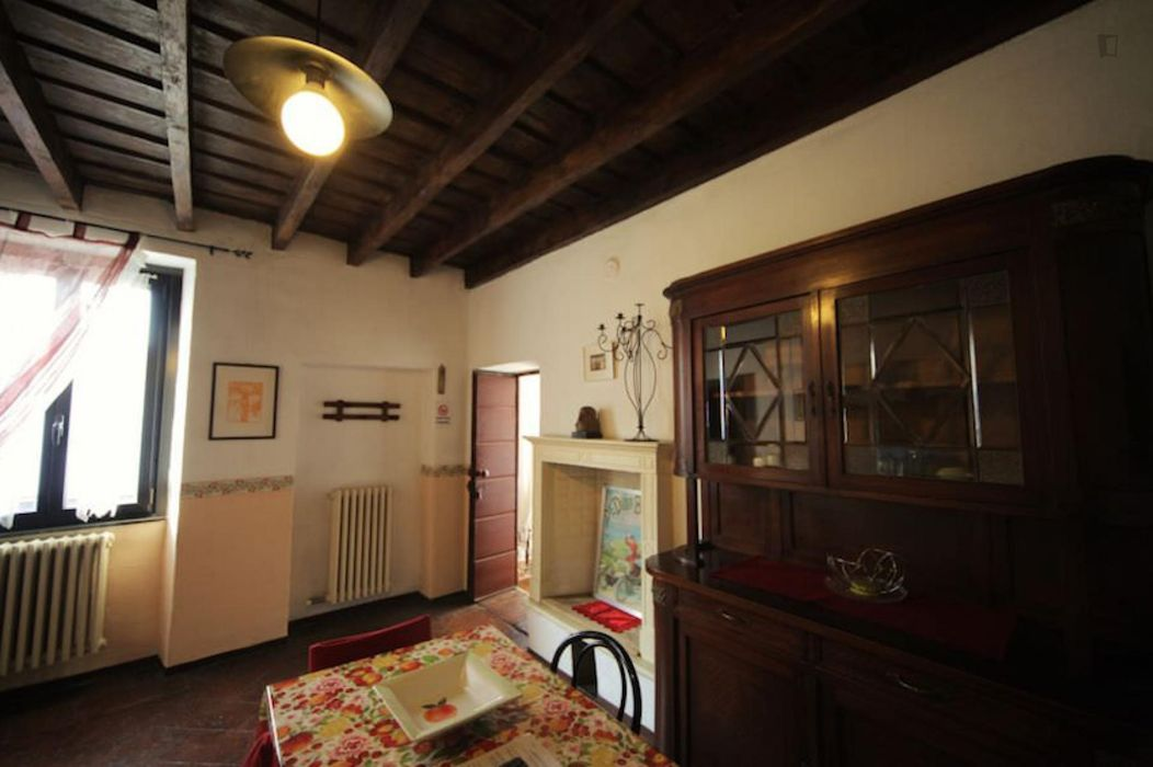 Homely 1-bedroom apartment in Novate Milanese