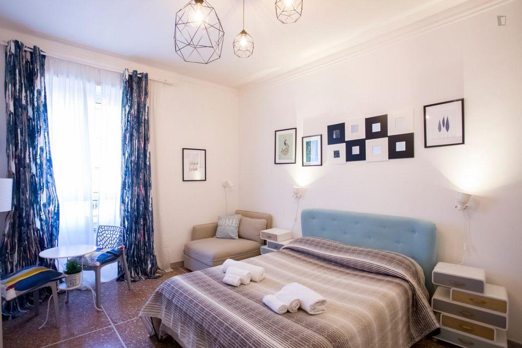 Cozy 2-bedroom apartment near Università degli Studi di Roma La Sapienza