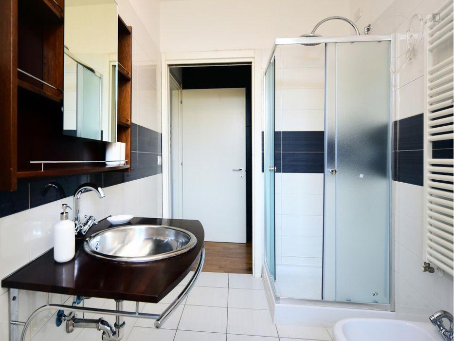 Bright 1-bedroom flat in Restocco Maroni