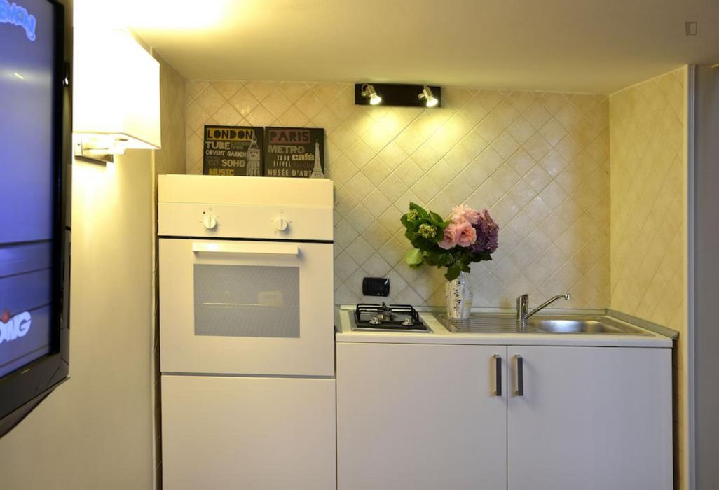 Lovely apartment close to Monte Mario train station
