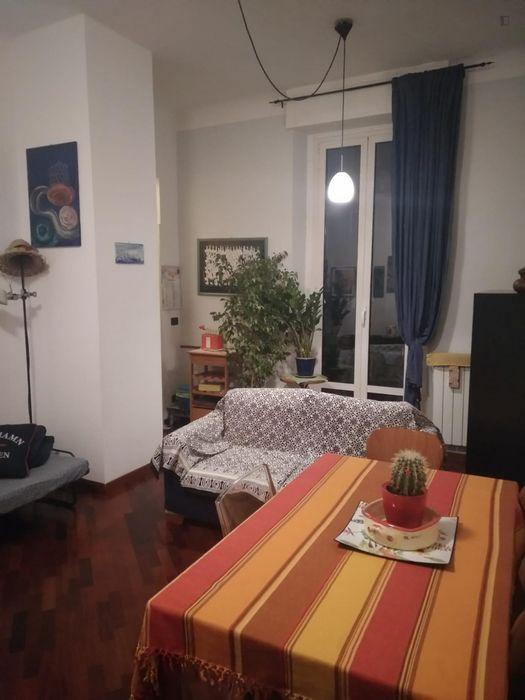 1- bedroom apartment close to Politecnico