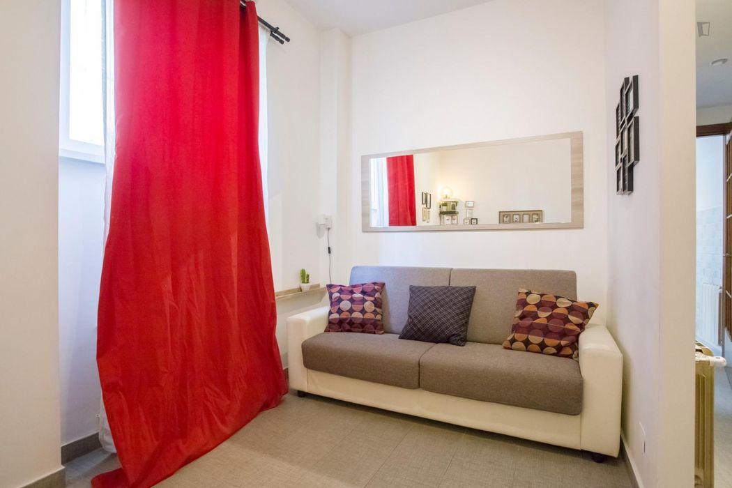 2-Bedroom apartment near Roma Tiburtina transport station