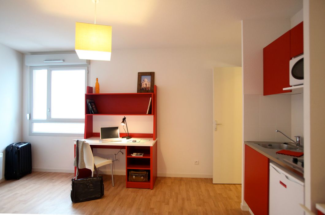 Student accommodation photo for Résidence Suitétudes Andromaque in Villeurbanne, Lyon