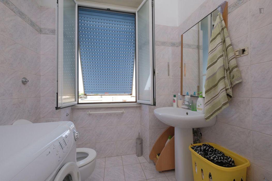 Nice 1-bedroom apartment near Palmiro Togliatti train station