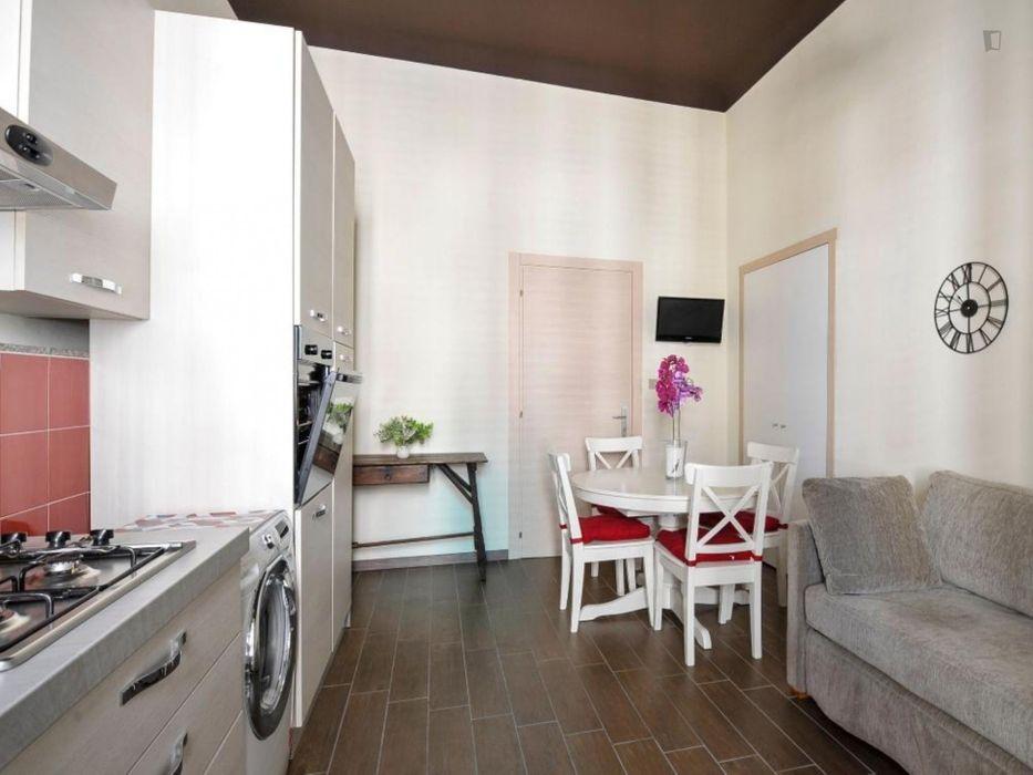 Modern 1-bedroom apartment in Loreto