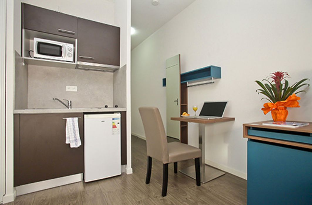 Student accommodation photo for Odalys Campus Tours in Lamartine - Les Halles, Tours