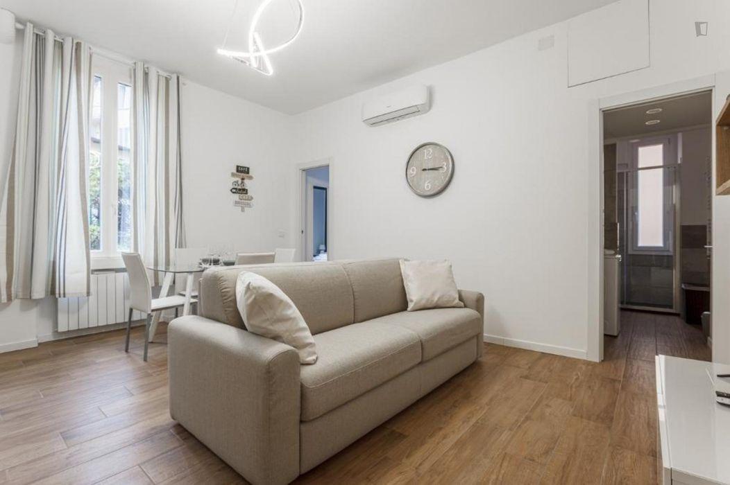 Elegant 1-bedroom flat in NoLo