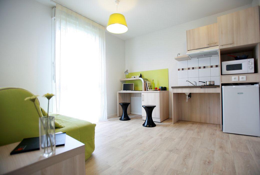 Student accommodation photo for Résidence Suitétudes Lucien Jonas in Aulnoy-Lez-Valenciennes, Valenciennes