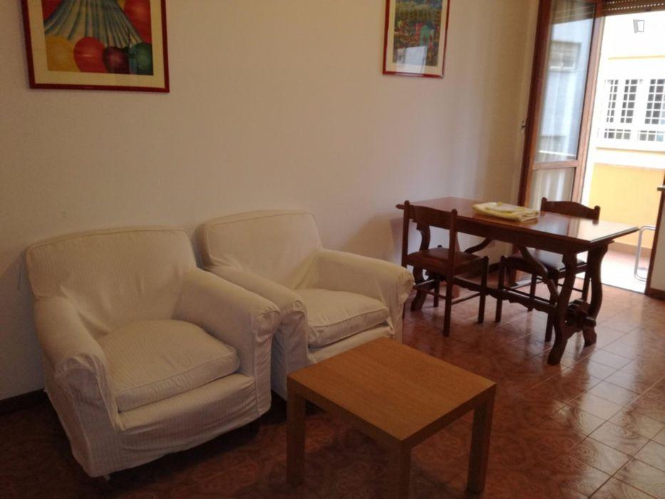 Comfortable studio in Balduina