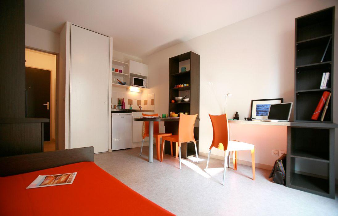 Student accommodation photo for Résidence Suitétudes Carré Villon in Université Jean Moulin Lyon 3, Lyon