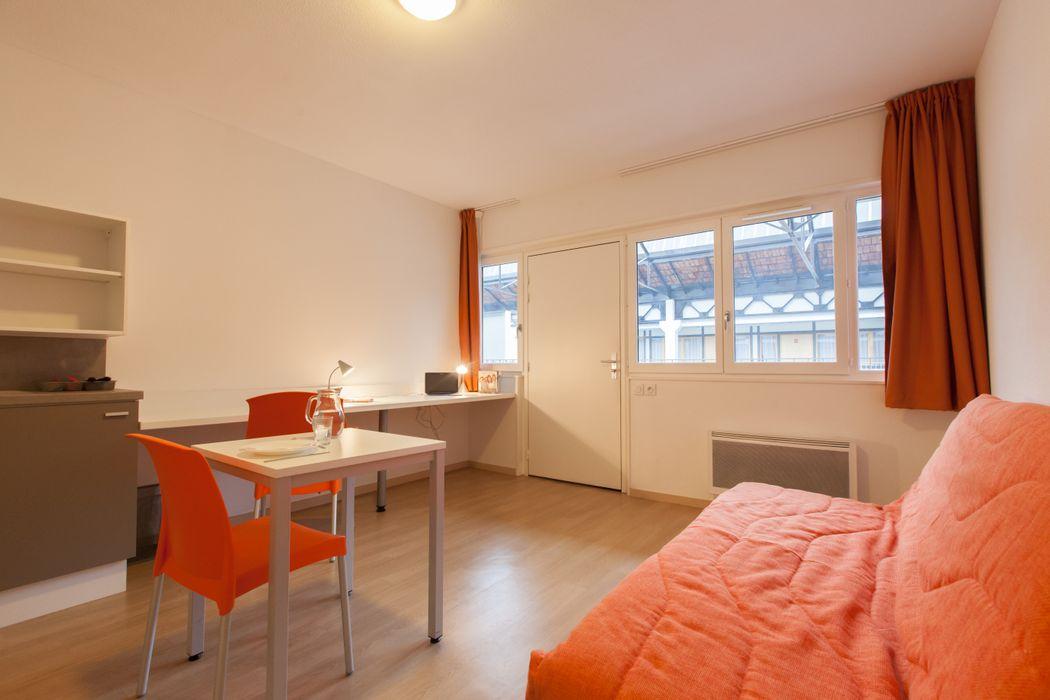 Student accommodation photo for Résidence Suitétudes Oxygène in Université Jean Moulin Lyon 3, Lyon