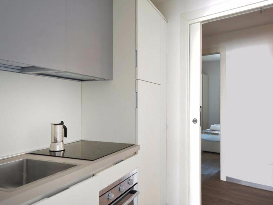 Modern apartment near Scuole di Nuove Tecnologie Dell'Arte e Progettazione Artisitca per L'Impresa