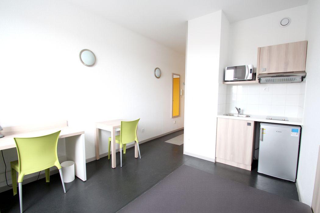 Student accommodation photo for Résidence Suitétudes Albert Thomas in Université Jean Moulin Lyon 3, Lyon