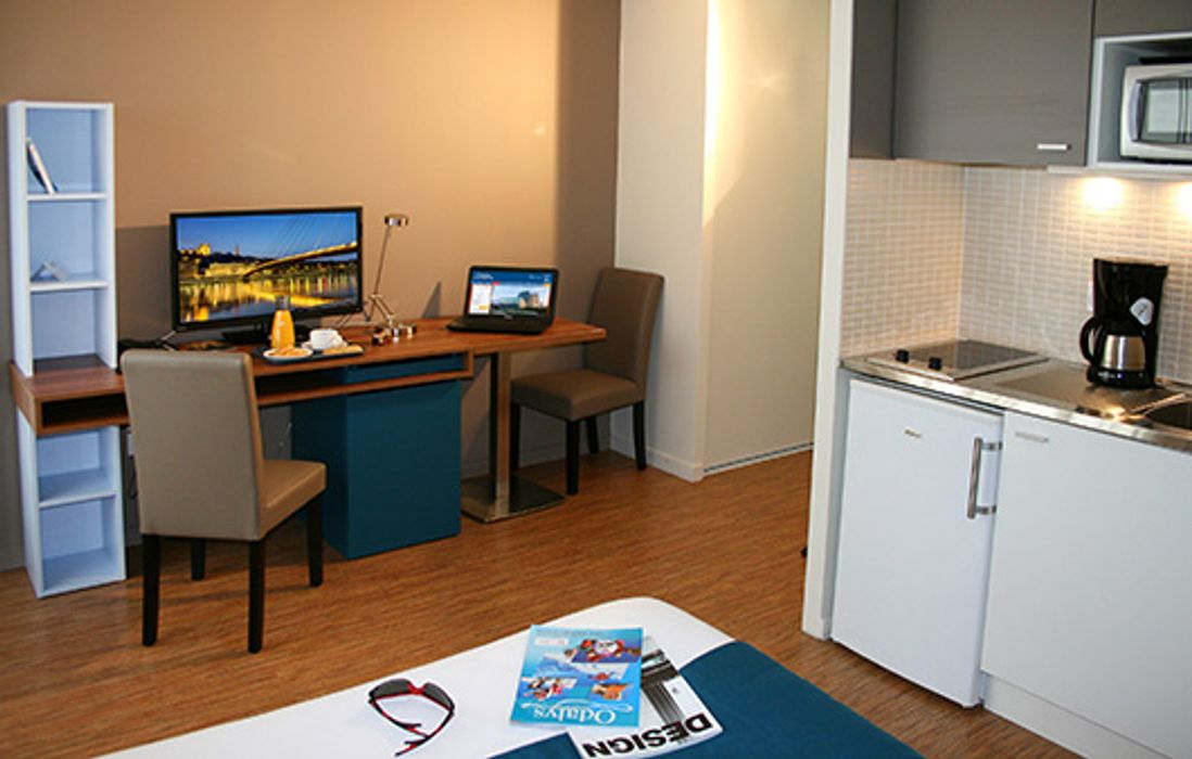 Student accommodation photo for Odalys Campus Confluence in La Confluence, Lyon