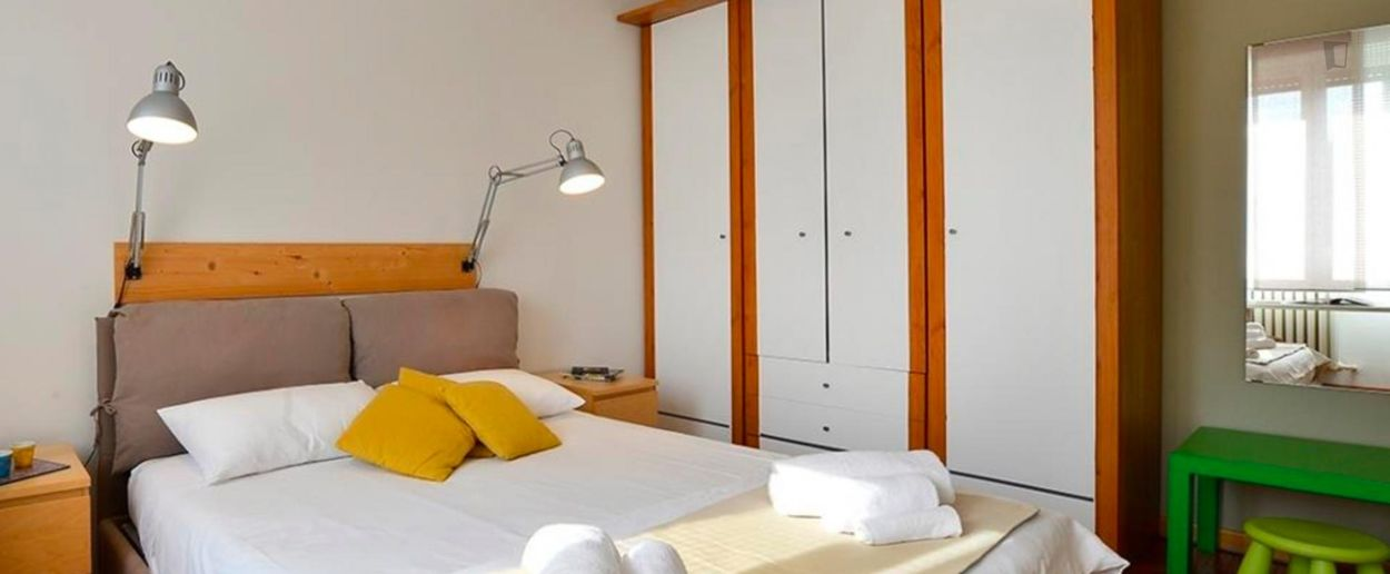 Gorgeous 1-bedroom apartment in Bovisa
