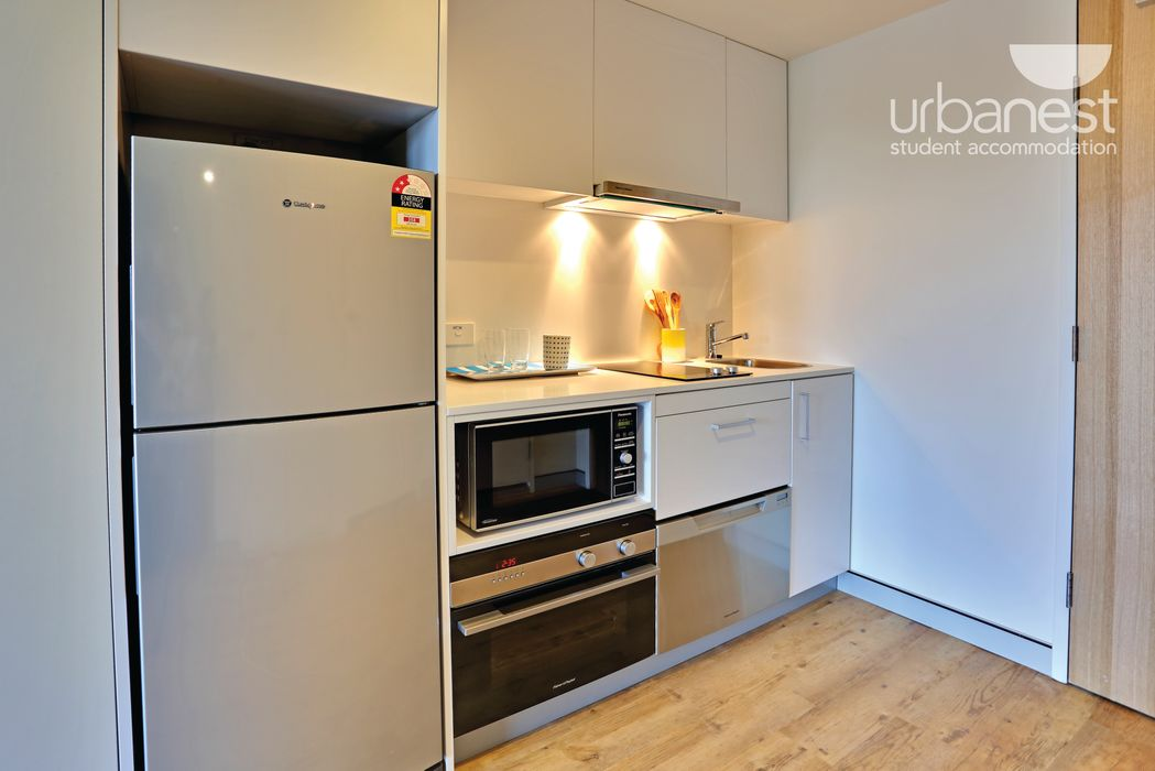 urbanest Darlington twin share studio kitchen