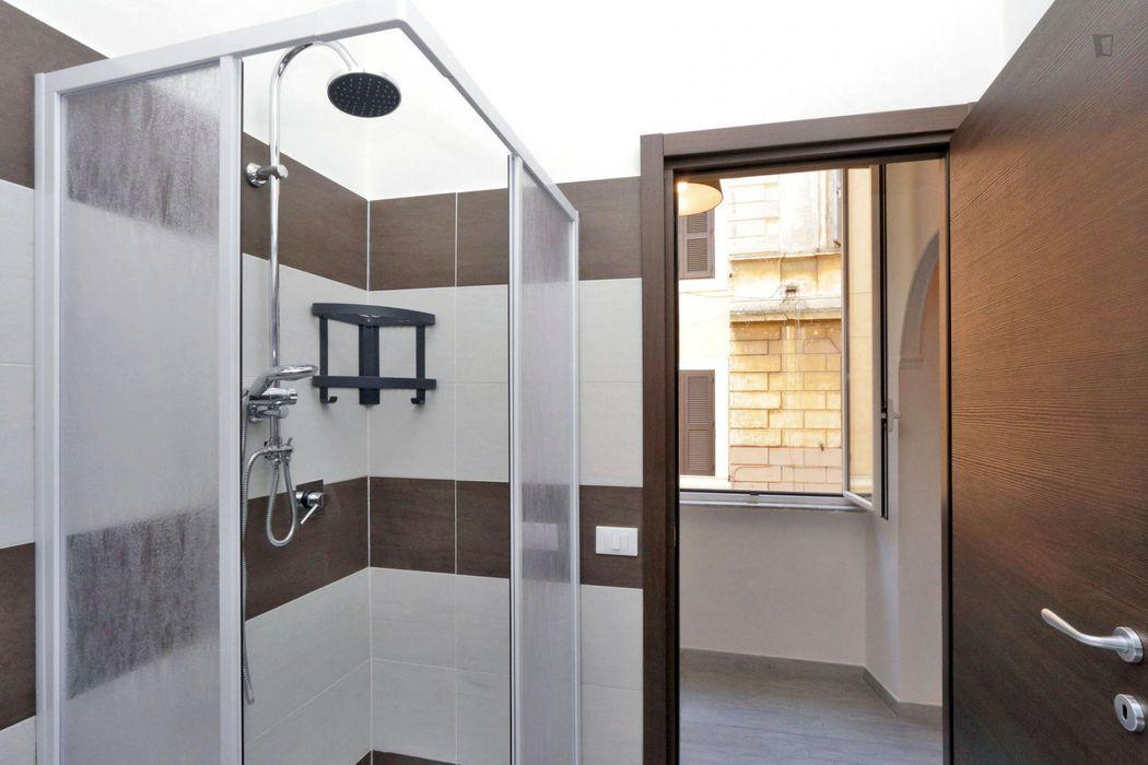 Alluring 1-bedroom apartment in Borgo, next to the Vatican