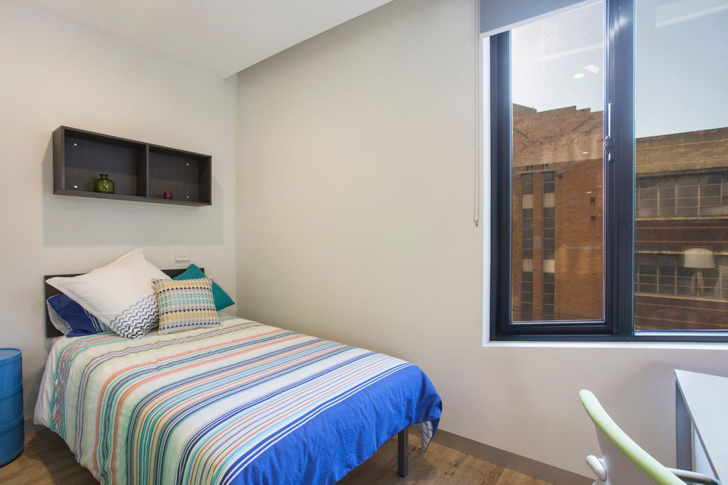 Student accommodation photo for urbanest Carlton in Melbourne City Centre, Melbourne