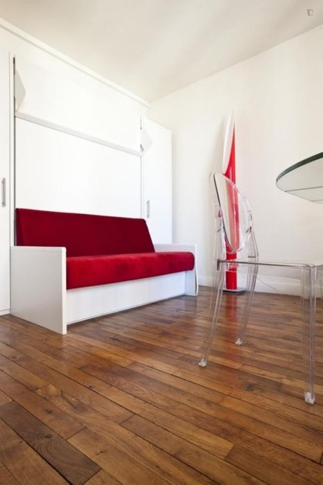 Sublime 1-bedroom apartment near Université Sorbonne Nouvelle - Paris 3