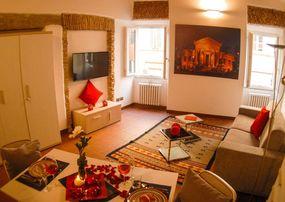 Lovely 1-bedroom apartment near Piazza di Spagna