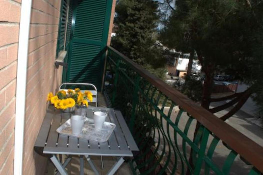 Modest 1-bedroom apartment close to Fiumicino