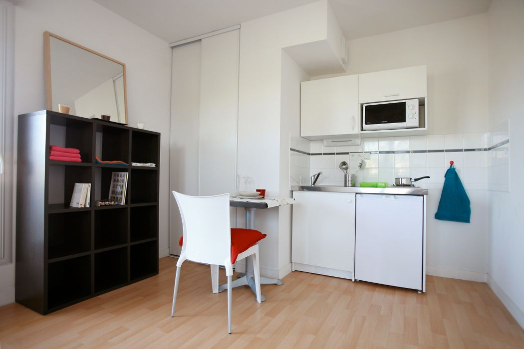 Student accommodation photo for Résidence Suitétudes Einstein II in Quartiers Nord, Nantes