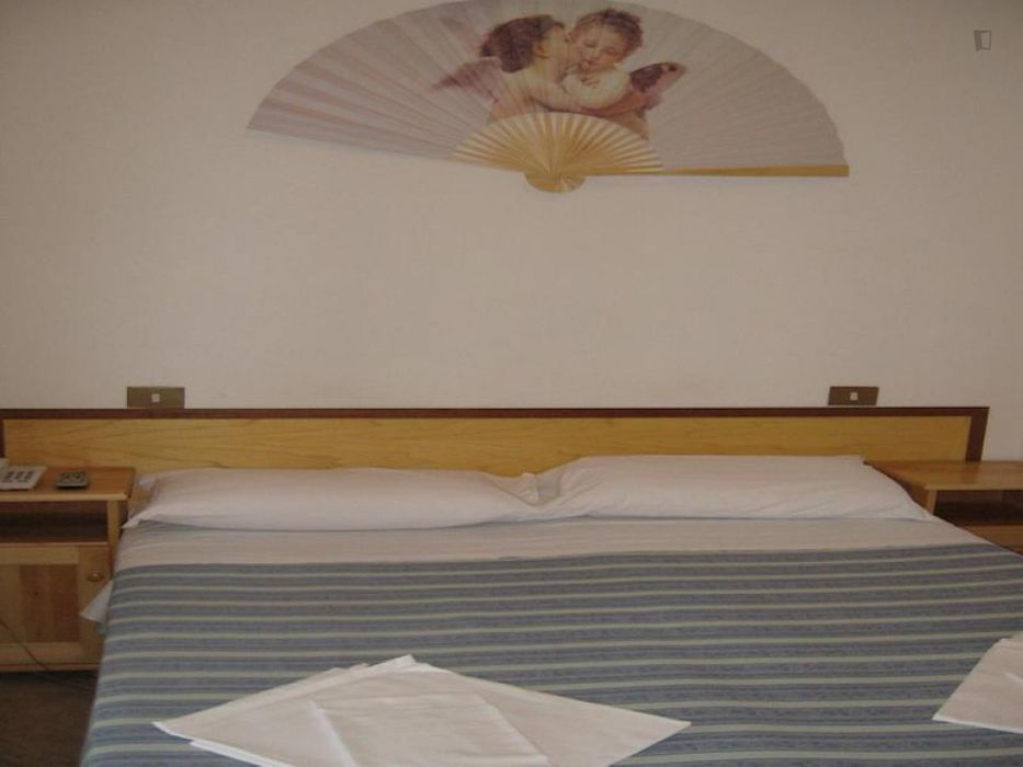 Comfortable studio in a residence in Municipio Roma IX