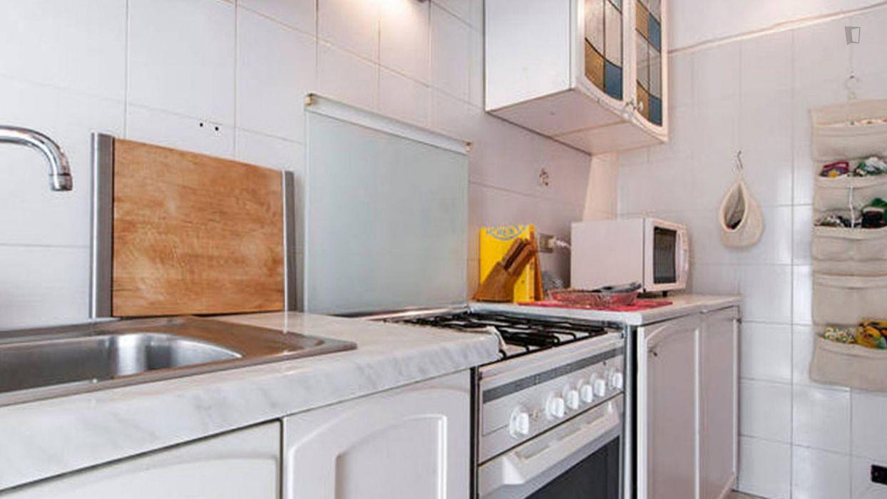Neat 1-bedroom flat in quiet Cinisello Balsamo