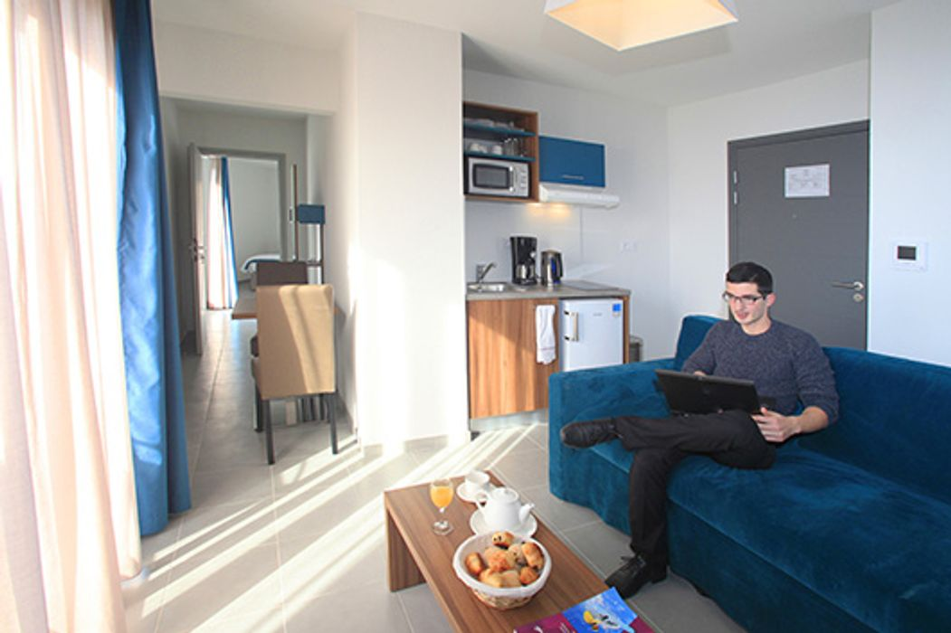 Student accommodation photo for Odalys Campus Blancarde in Saint-Pierre, Marseille
