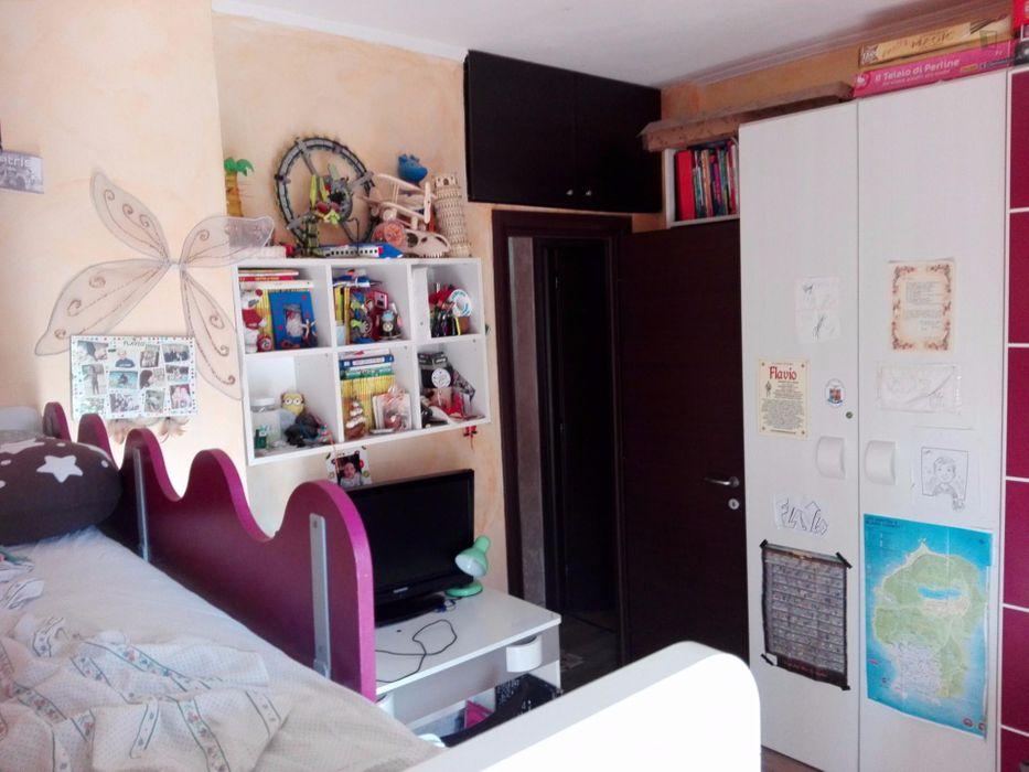 Bunk bedroom in Lucio Sestio