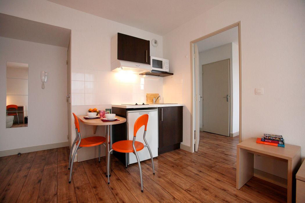 Student accommodation photo for Résidence Suitétudes Resid'Oc I in Celleneuve, Montpellier