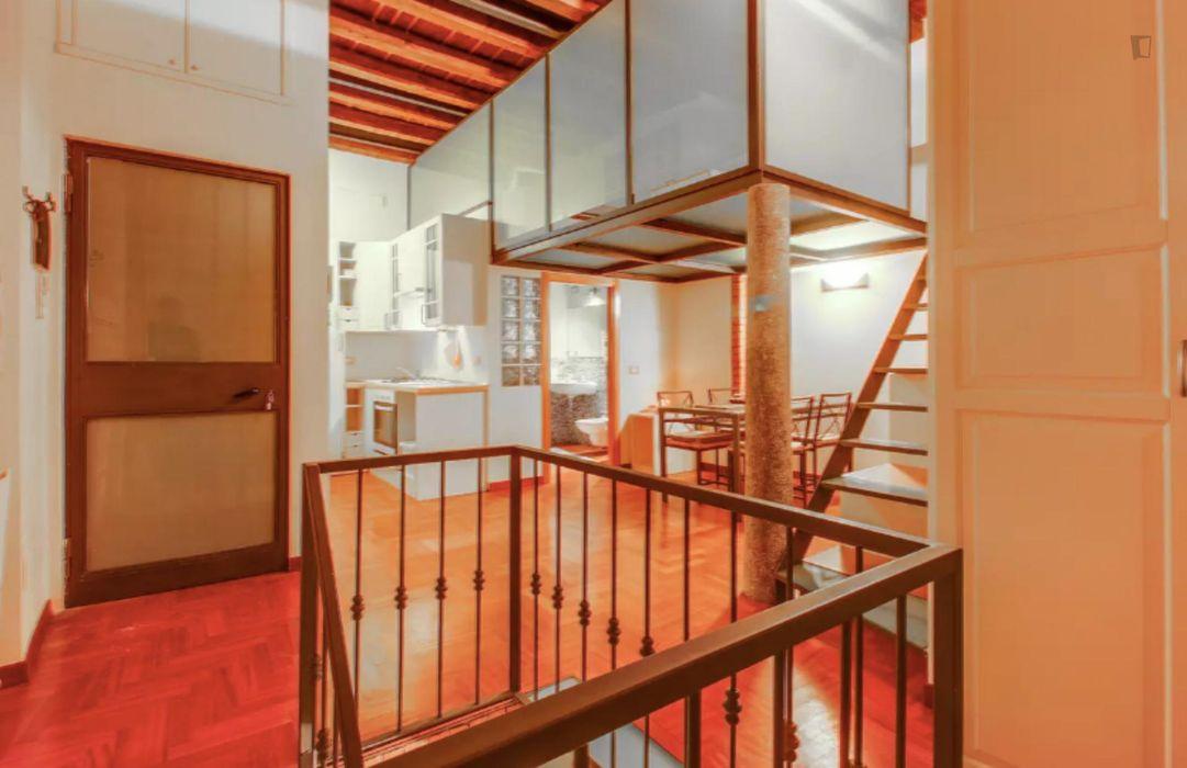 Beautiful and amazing 2-bedroom apartment close to Università Bocconi
