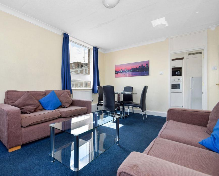 Student accommodation photo for Landward in Marylebone, London