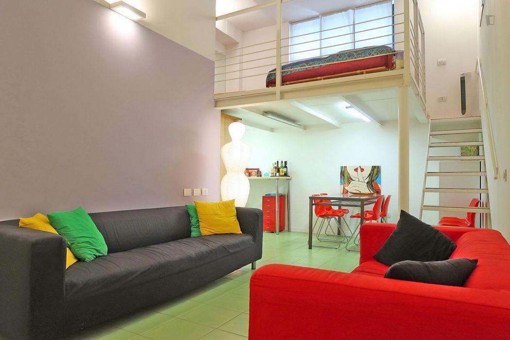 Studio near Villa Corio