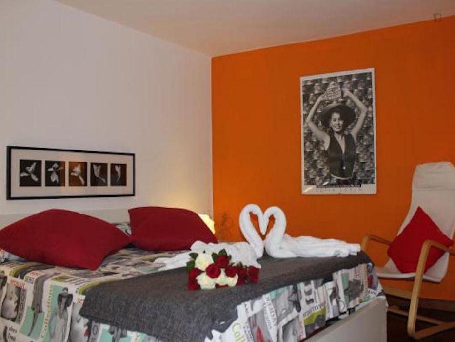 Appealing 1-bedroom flat in Rione VII Regola