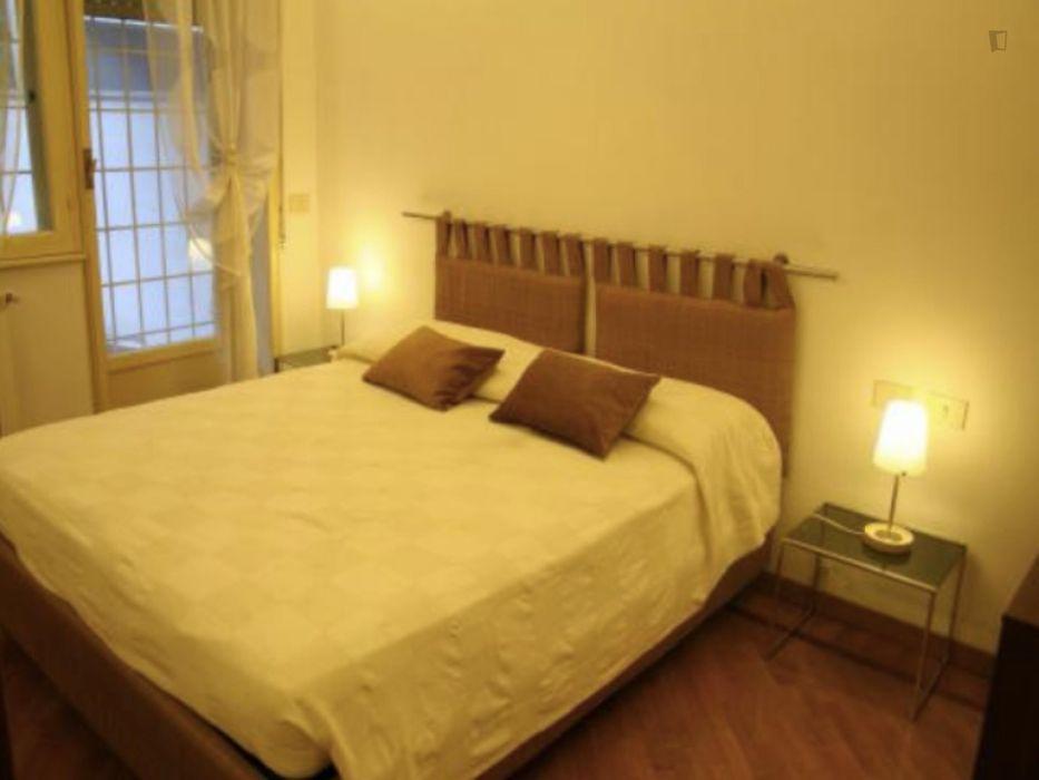 Pleasant double bedroom near Città del Vaticano