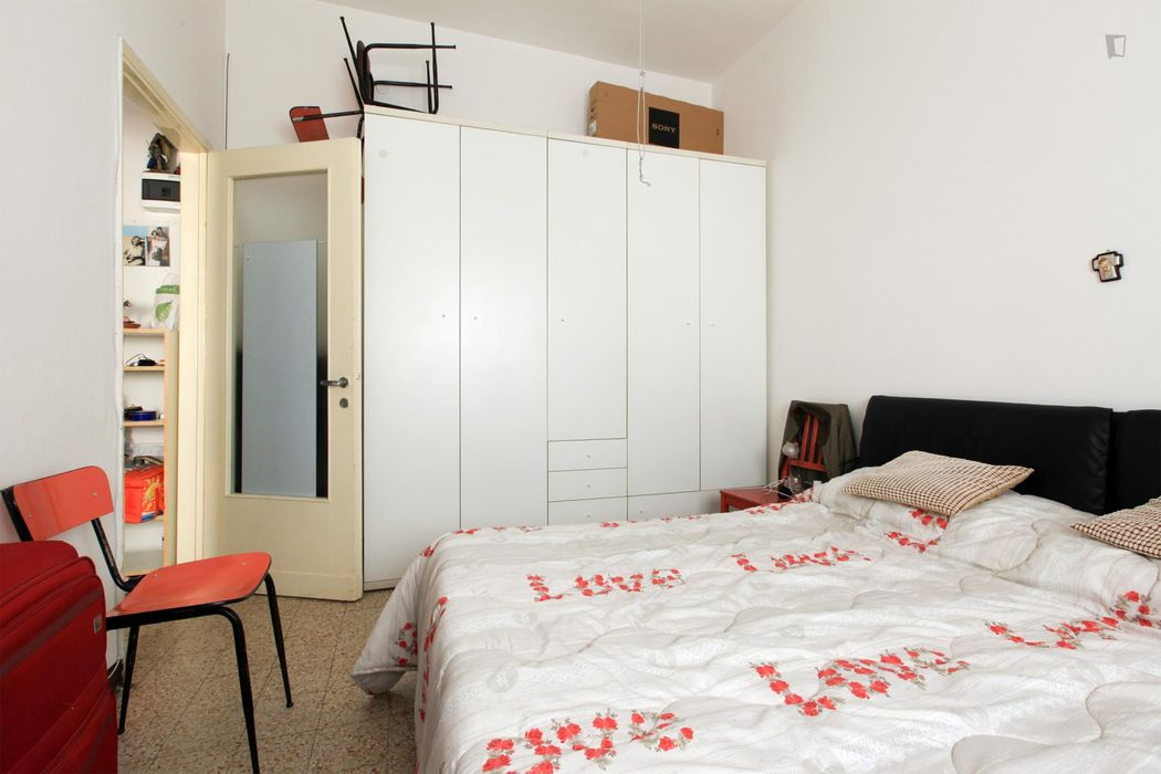 Lovely 1-bedroom close to the Milano Bovisa train