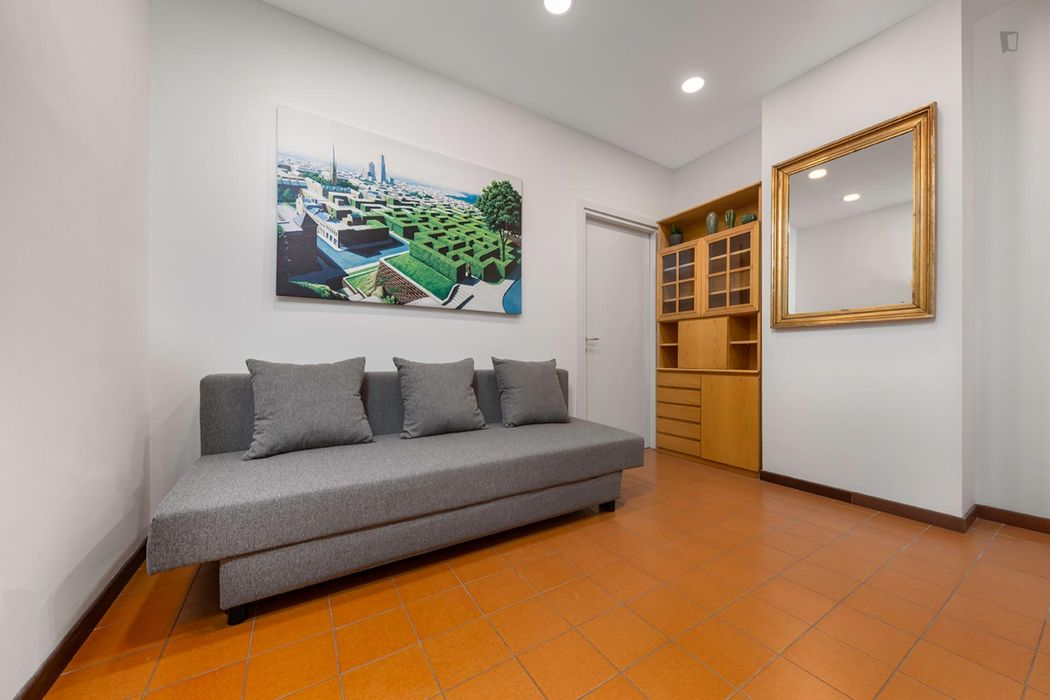 1-Bedroom apartment near Brande Nere metro station