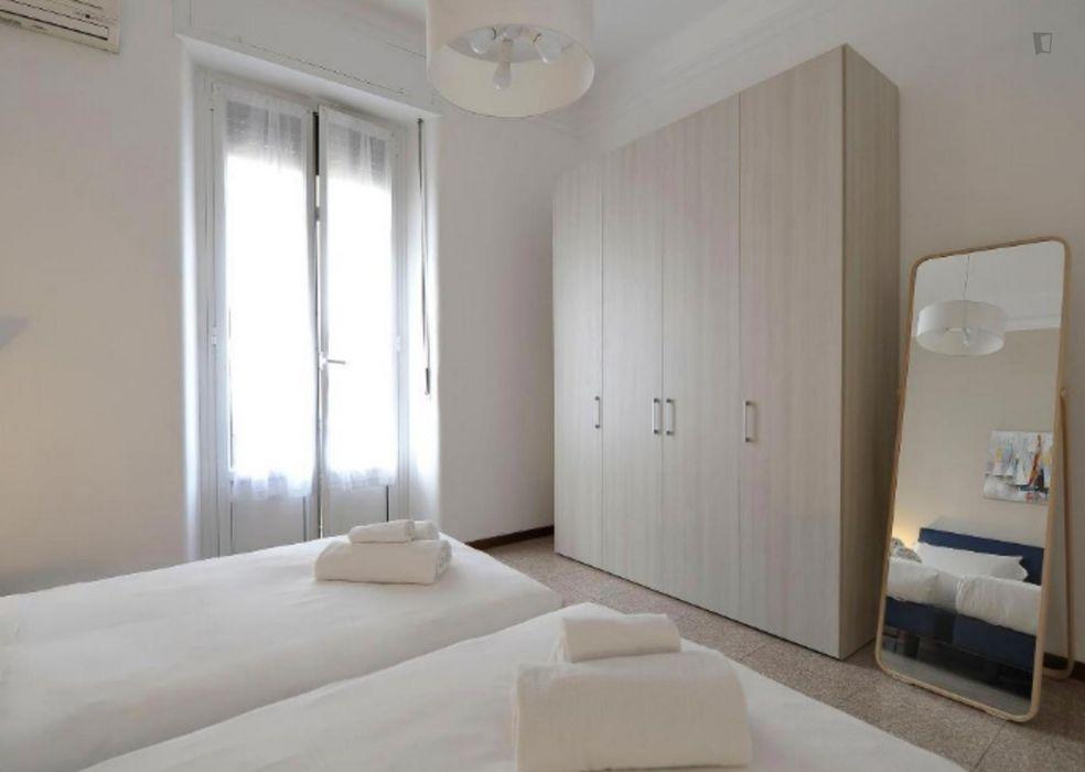 Beautiful one bedroom flat near Isola neighbourhood