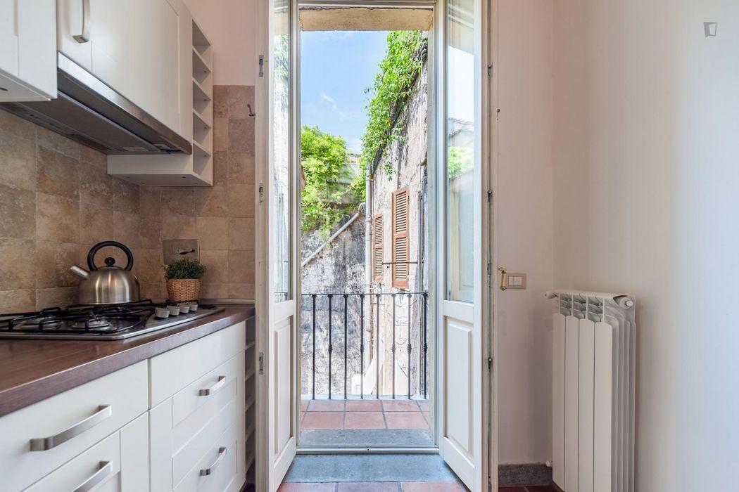 1-Bedroom apartment near Palazzo Farnese