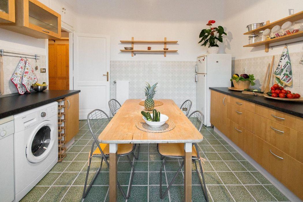 Relaxing 1-bedroom apartment near Sapienza Università di Roma